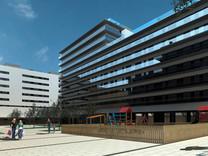 Апартаменты в новом доме в L'Hospitalet de Llobregat