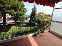 Квартира с потенциалом и видом на море в Ницце
