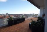 Апартаменты с большой террасой в La Bocca