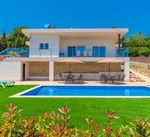 Новый дом с панорамным видом в Ллорет Де Мар, продажа. №37180. ЭстейтСервис.