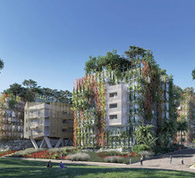Новые готовые квартиры возле парка Le Parc du Ray, продажа. №41345. ЭстейтСервис.