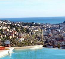 Дом  с видом на море в Ницце, продажа. №14033. ЭстейтСервис.