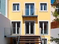Дом с садиком в Лиссабоне