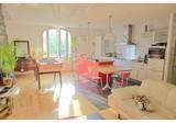 Великолепная двухуровневая квартира с мансардным этажом в районе Lacan города Антиба