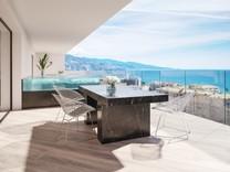 Новый комплекс возле моря в Roquebrune-Cap-Martin