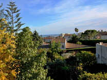 Трёхспальная вилла с видом на море в секторе Rastines
