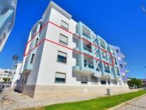 Кввартира с тремя спальнями в Costa da Caparica
