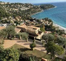 Комплекс из двух домов с видом на море в районе Cabbé, продажа. №37280. ЭстейтСервис.