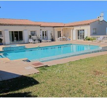 Солидный дом с большим участком в Vallauris, продажа. №36596. ЭстейтСервис.