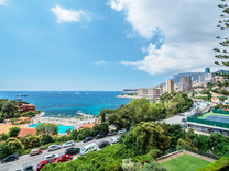 Двухуровневый пентхаус возле моря, Monte-Carlo и Монако