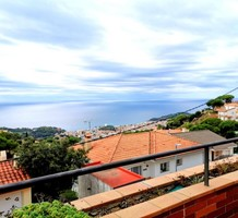 Трёхуровневая вилла с морским видом в Roca Grossa, продажа. №37245. ЭстейтСервис.