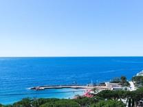 Двухуровневая квартира рядом с пляжами Монако