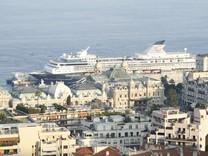 Редкий триплекс с видом на море и Монако