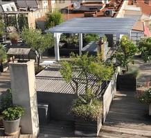 Дизайнерский пентхаус с большой террасой на крыше в Ницце, продажа. №41436. ЭстейтСервис.