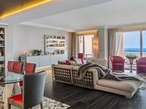 Отремонтированная квартира с видом в Монако