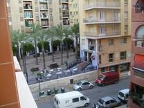 Апартаменты с тремя спальнями в Calpe