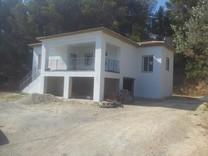 Новый дом с бассейном и садом в Алтее