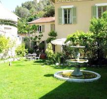 Двухспальная квартира с красивым садом в Ницце, продажа. №12446. ЭстейтСервис.