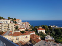 Большая квартира с видом на море и Сен-Жан-Кап-Ферра