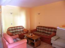 Квартира с одной спальней с видом на море в Петровац