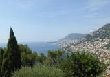 Апартаменты с панорамным видом в Roquebrune