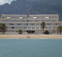 Большие апартаменты с тремя спальнями с видом на море в Дении, продажа. №17197. ЭстейтСервис.