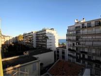 Двухкомнатная квартира с видом в центре Ницце