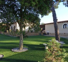 Имение с гостевым домом в Санта-Кристина-де-Аро, продажа. №38399. ЭстейтСервис.