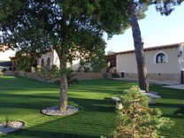 Имение с гостевым домом в Санта-Кристина-де-Аро
