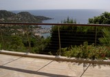 Красивая вилла с панорамным видом на море и Estérel