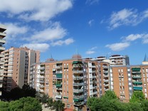 Четырехкомнатная квартира в районе La Maternitat i Sant Ramon