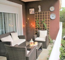 Четырёхкомнатная квартира с садом в центре Плайа де Аро , продажа. №40799. ЭстейтСервис.