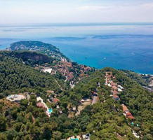 Имение сшикарным видом на море, Рокебрюн и Монако, продажа. №39258. ЭстейтСервис.