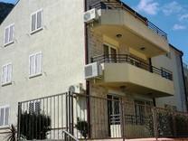 Квартира с двумя спальнями в Прчань