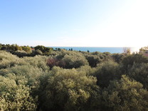 Пентхаус с панорамным видом на залив Кап-Мартен и Монако
