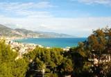 Большой пентхаус с видом на море в Roquebrune-Cap-Martin
