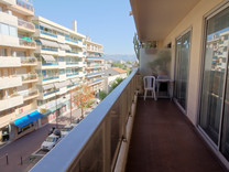 Двухкомнатная квартира в центре Антиб