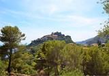 Небольшая вилла с панорамным видом в Eze