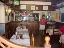 Снек-бар в Португалии