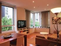 Квартира с тремя просторными спальнями в Барселоне