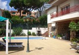 Дом с видом на море в Sant Feliu de Guixols