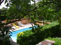 Пятикомнатная вилла с бассейном в Кань-сюр-Мер