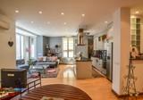 Четырёхкомнатные апартаменты в Вильфранше