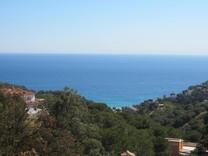 Красивая вилла с панорамным видом на море