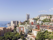 Новостройка с видом на залив Монако