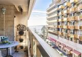 Квартира с видом в 150 метрах от моря в Ницце