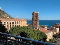 Свежая квартира с видом  в районе  Saint Roman