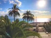 Студия с видом на Promenade des Anglais