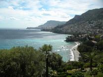 Апартаменты-вилла с захватывающим видом на Монако