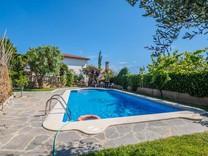 Дом с красивым видом в Segur de Calafell